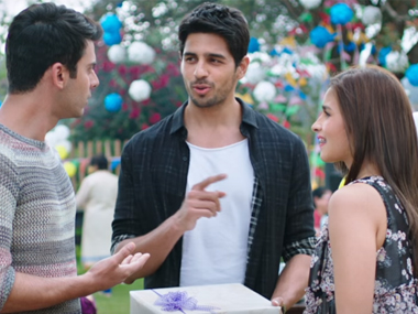 Kapoor and Sons is the most identifiable Dharma Productions film Karan Johar