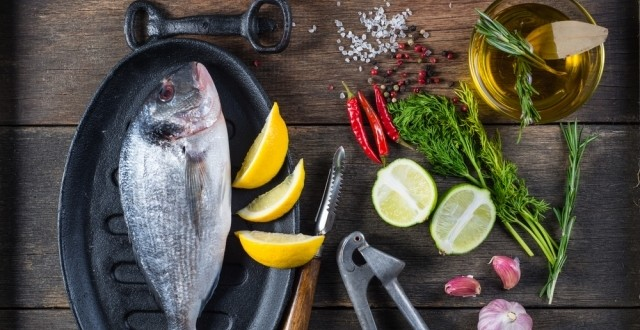 Fatty fish intake delays puberty in girls