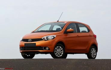 Official: Tata Motors to launch Tiago on April 6 2016