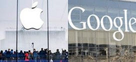 Apple-Google rivalry continues