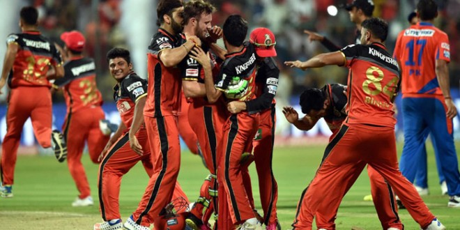 IPL 2016 AB de Villiers Iqbal Abdullah take RCB into final with stunning win over GL in Qualifier 1