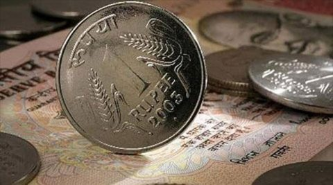 Rupee recoups 19 paise against dollar at 67.25