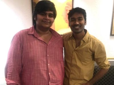 Dhanush-Karthik Subbaraj project has not been dropped