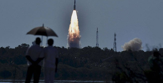 India Launches Record 20 Satellites In 26 Minutes, Google Is A Customer