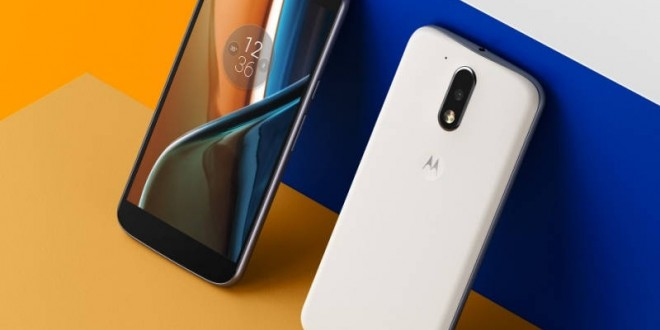Moto G4 to Go on Sale in India Today
