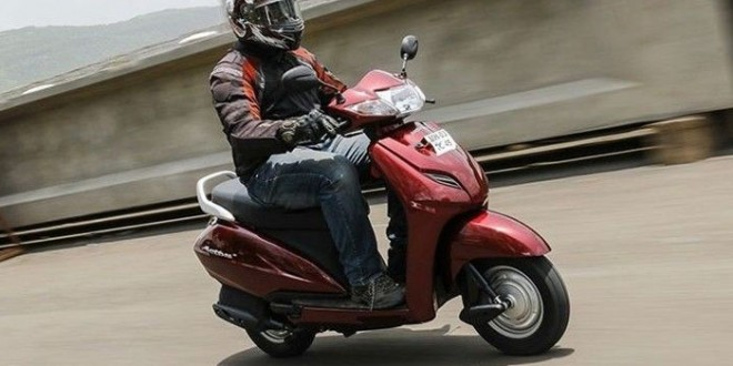 Honda Activa becomes Indias best selling two-wheeler for 2016