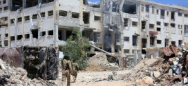 Syria conflict: Aleppo 'corridors' must be protected – Red Cross