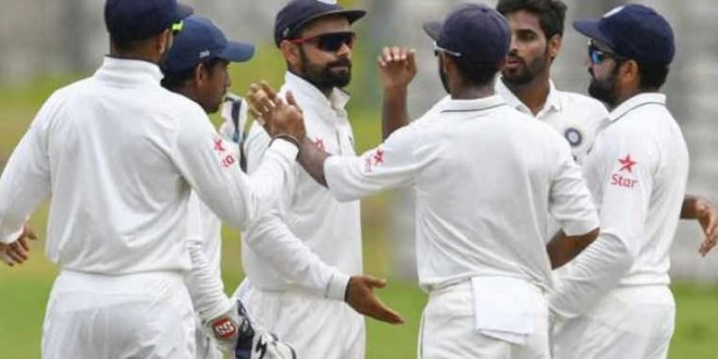 India vs West Indies, 3rd Test, Day 4, Highlights: Rahane Fifty Lifts India After Bhuvneshwar's 5/33