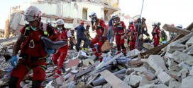 Italy quake death toll hits 267, state funeral plan