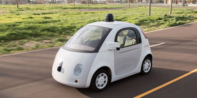 Google Hires Airbnb Executive to Commercialise Self-Driving Cars