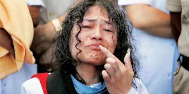 Irom Sharmila ends her 16-year fast, says wants to be Manipur CM
