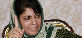 As Kashmir Unrest Enters Day 50, Mehbooba Mufti To Meet PM Modi Today