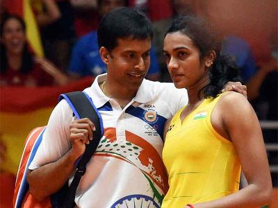 I understand things will be very different from now on: PV Sindhu