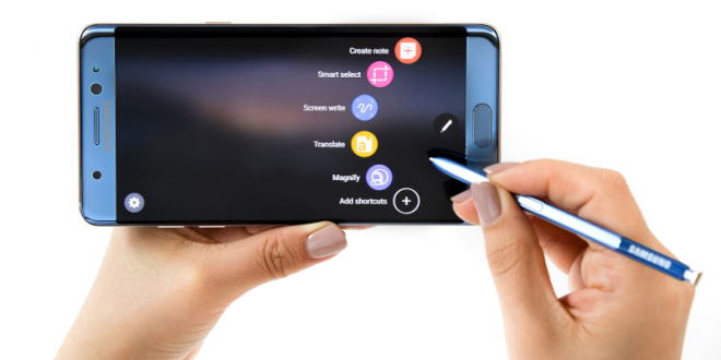 Samsung Shares Hit Over Galaxy Note Delays, Battery Explosion Claims