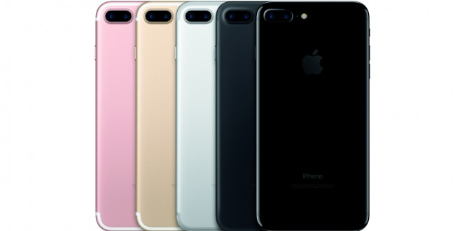 iPhone 7 Plus model 128GB version Black instead of Jet Black are the most popular variants
