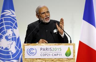 Ratifying Paris deal will give us role in shaping climate rule