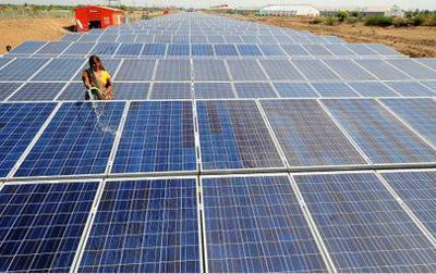WTO appellate body's rules against India in solar case with US