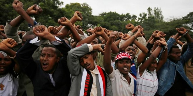 Ethiopia Declares State Of Emergency Over Protests