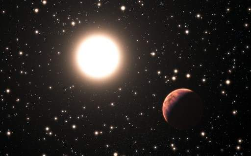 Mystery giant planet may have sent solar system out of kilter