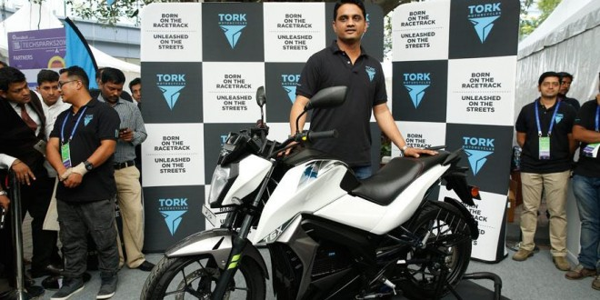 In Rs 1.24 Lakh Here's India's Answer to Tesla, But it's a Bike