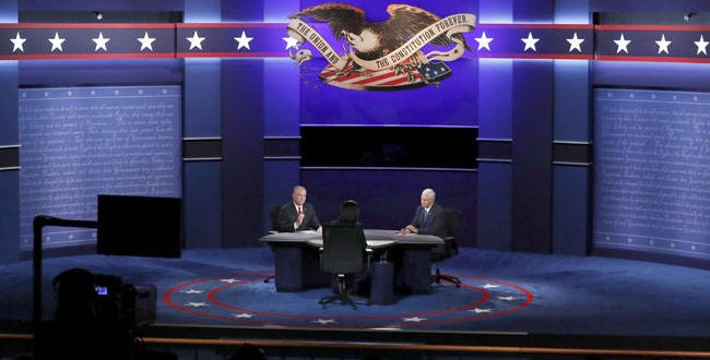 Vice-Presidential Debate Was A Proxy War