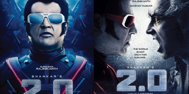Rajinikanth at 2.0 first look launch: 'Akshay Kumar is the hero of the film'