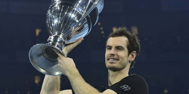 Imperious Andy Murray Wins ATP World Tour Finals, on Top of World