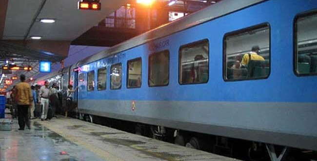 Railways Waives Off Service Charges For Booking Online Tickets