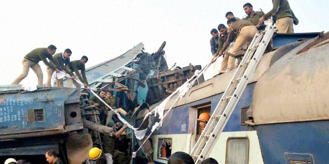 Patna-Indore Express tragedy: Populism and British Raj tracks hold safety to ransom