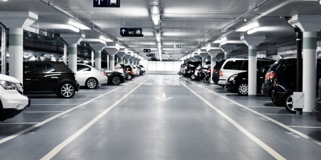 Parking lots at airports to go cashless