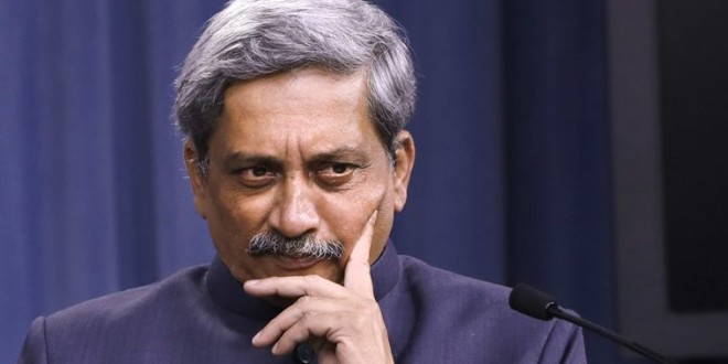 Manohar Parrikar questions India's no-first-use nuclear policy, adds 'my thinking'