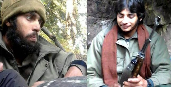LeT terrorists who gave slip to security forces in Bandipora at large, pictures released