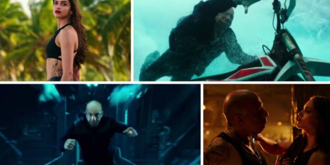 Watch: Official trailer of Deepika Padukone xXx is high on action and style