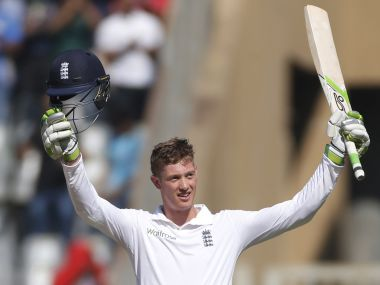 India vs England 4th Test The unlikely tale of Keaton Jennings from South Africa to Mumbai