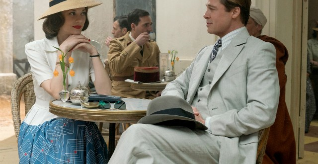 Allied Movie Review: Brad Pitt, Marion Cotillard's Film Keeps Us In Suspense Till The Last Hour