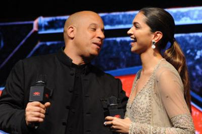 Vin Diesel: Deepika a beautiful soul and blessing in my life