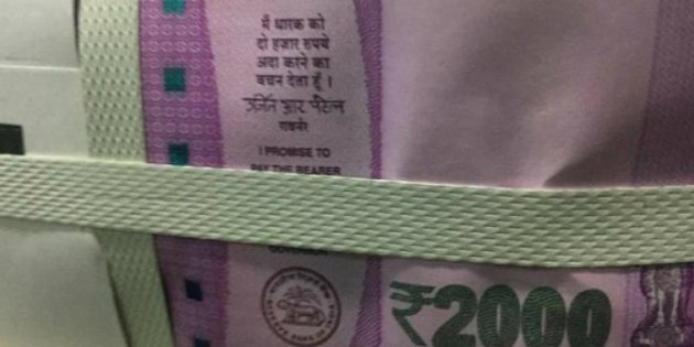 Madhya Pradesh Farmers Were Given Rs 2,000 Notes Without The Gandhi Image And Told It's Not Fake