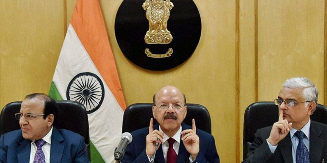 Will not remain silent spectator if poll code is violated, Election Commission warns political parties