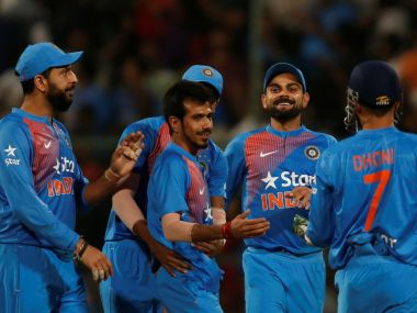 India vs England, 3rd T20I: Yuzvendra Chahal's wily leg spin left visitors with no answers