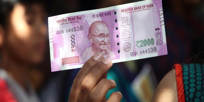 Within 3 months of Narendra Modi's demonetisation move, fake Rs 2000 notes from Pakistan enter India