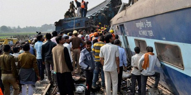 Kanpur Train Tragedy: Dubai Deports Suspect to Nepal, India to Take Custody
