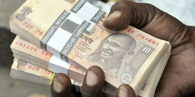 Rupee recoups against dollar at Rs. 67.31
