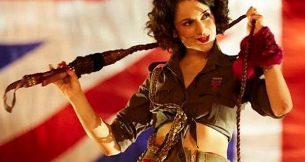 Film Review: Rangoon is all over the place; Saif's performance is brilliant