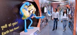World's largest science exhibition on wheels begins journey