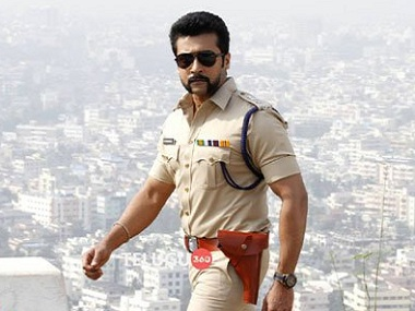 Singam 3 movie review: Suriya's film is like a McDonald's burger; made to standard specifications
