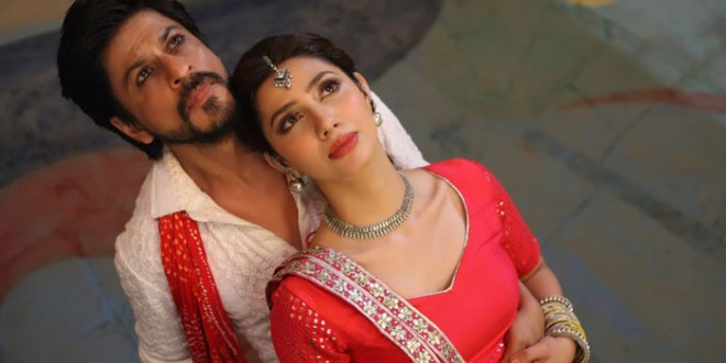 How Shah Rukh Khan and Mahirah learnt garba…