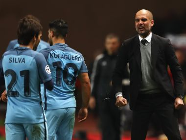 Champions League roundup: Manchester City dumped out on away goals by Monaco, Atletico Madrid win