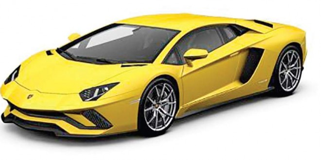 Revved up Aventador S zooms into Indian market