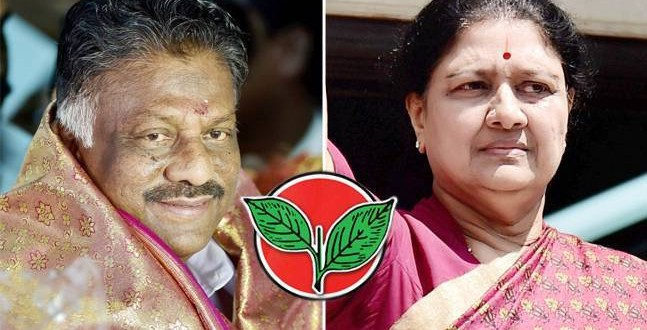 AIADMK's Panneerselvam, Sasikala factions vow to get back 'two leaves' symbol frozen by EC