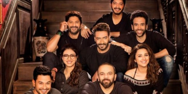 Golmaal team's response after watching Parineeti's song 10 times is hilarious